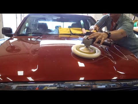 "Paint Overspray Removal International of Texas ""how to remove overspray precision blading process"""