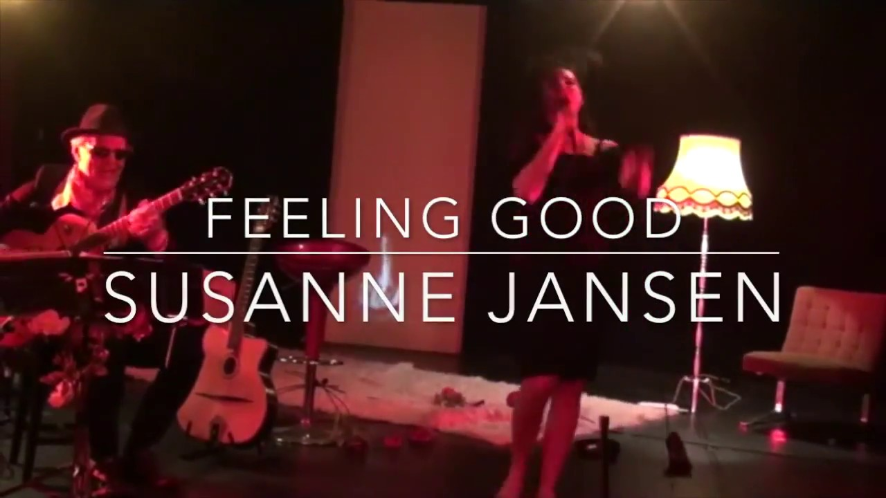 Susanne Jansen - Feeling Good -  Trailer