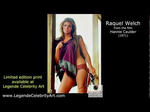 Mike Read discusses poster of celebrity  Raquel Welch