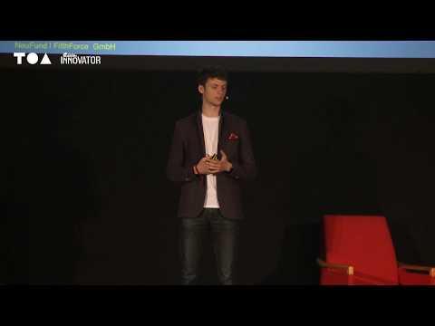 Moritz Bierling bridges venture capital and blockchain #TOA17