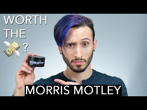 Morris Motley: Worth the Price Tag? | HONEST REVIEW | Treatment Styling Balm