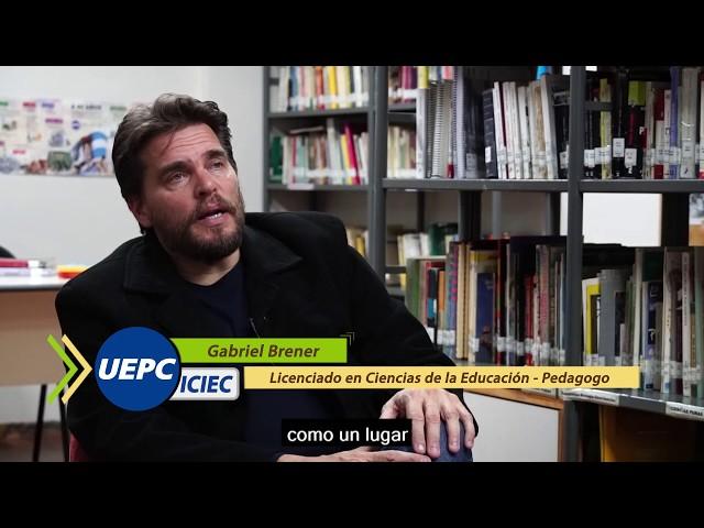 Entrevista a Gabriel Brener sobre Educación y Democracia