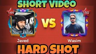 Javed Vs Wasim 😓 #ShortVideo 🤯 Carrom Pool 🙂 Javed Mantari screenshot 5
