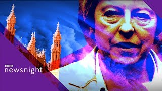 Is Theresa May heading for an early exit? Amber Rudd INTERVIEW   - BBC Newsnight