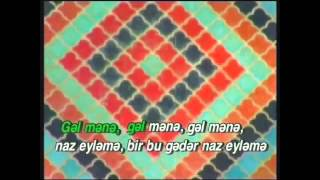 """Azeri Karaoke: """"Ləbuləb"""" Xalq Mahnısı"""