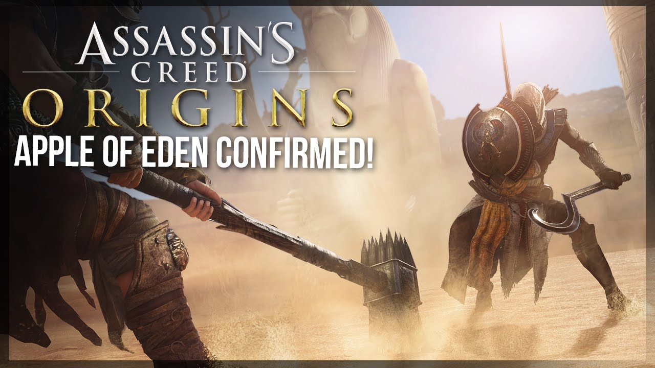 Assassin S Creed Origins Apple Of Eden Confirmed In The Game