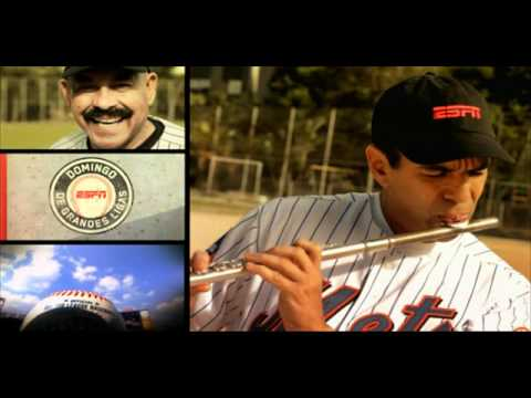 Jonronero - Oscar D'León feat. Huáscar Barradas - ESPN Beisbol 2012