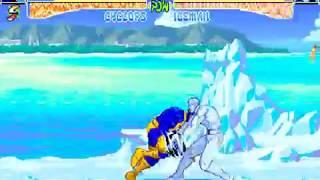 X-Men: Children of the Atom (Capcom) (MS-DOS) [1997]