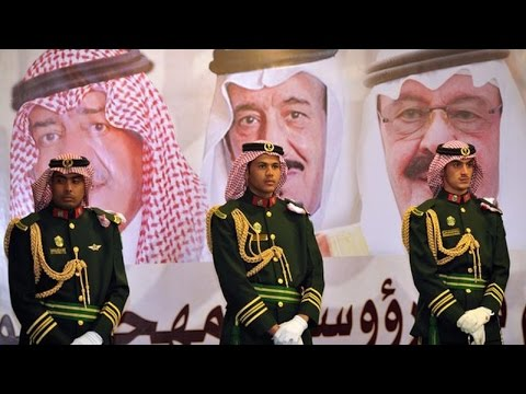 Saudi Arabia: A Kingdom in Peril?