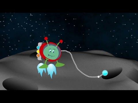 Paxi - Rosetta a komety (Czech)