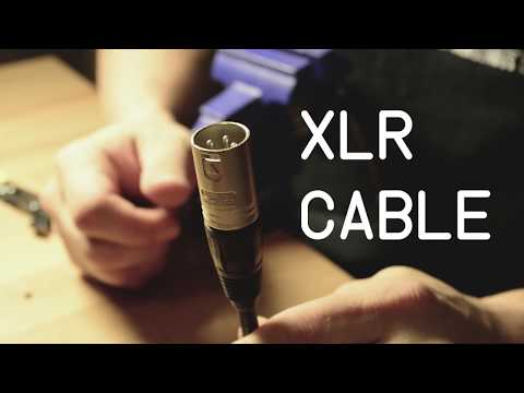 How to - Learn to solder. Repair your guitar and microphone cables.