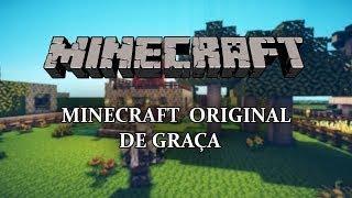 Como Baixar Minecraft Original De Graça No Pc (2018)
