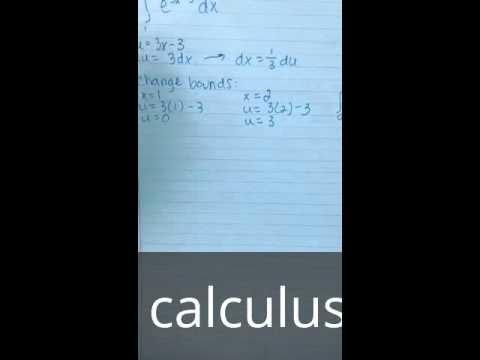 calculus tutorial