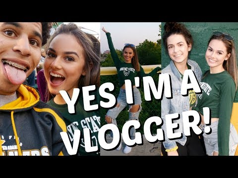 FIRST WEEKEND AT WSU - EJB VLOGS