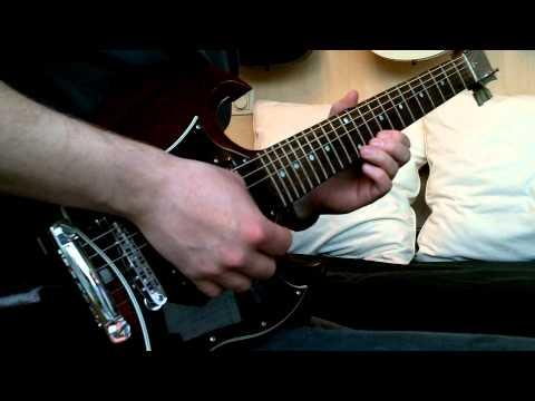 Jungle Japes on Guitar