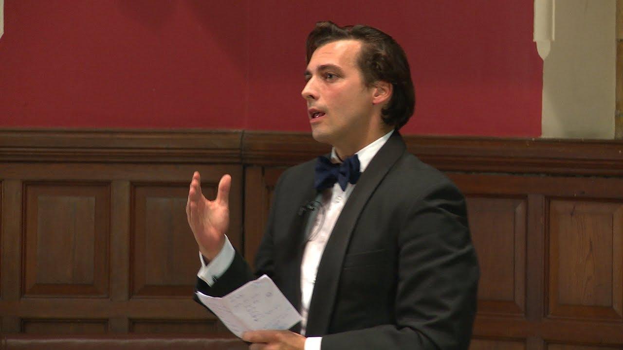 Thierry Baudet Eu Debate Proposition 3 8 Youtube
