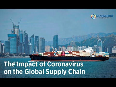 The Impact Coronavirus Is Having on the Global Supply Chain | Kim Iskyan