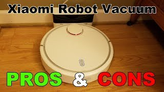Xiaomi Robot Vacuum Pros and Cons