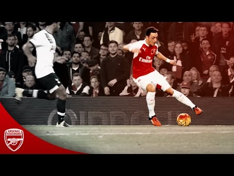 Thumbnail: Mesut Özil's Signature Move