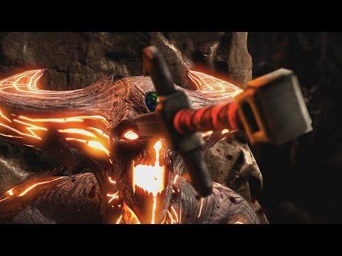 Mortal Kombat X - All Fatalities on Corrupted Shinnok *PC Mod* (1080p 60FPS)