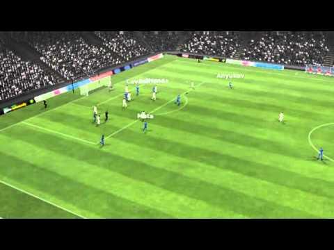 Rosenborg vs Chelsea - Anyukov Goal 10 minutes