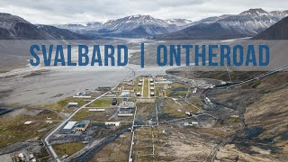 Svalbard. Abandoned Soviet High Hopes