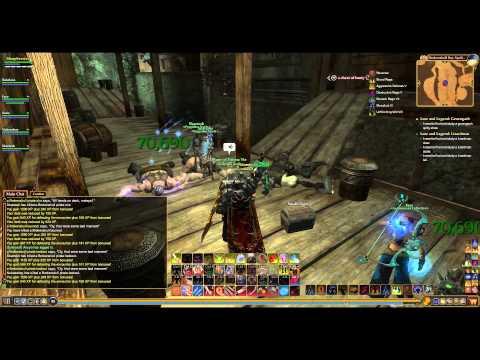 Dinging 100 On My Berserker in EverQuest 2
