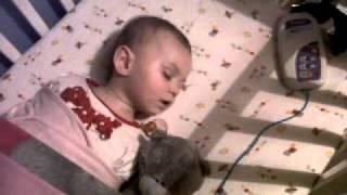 Severe central sleep apnea