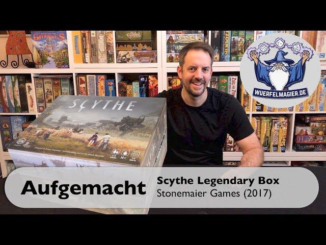 Aufgemacht - Folge 7: Scythe Legendary Box plus Wind Gambit