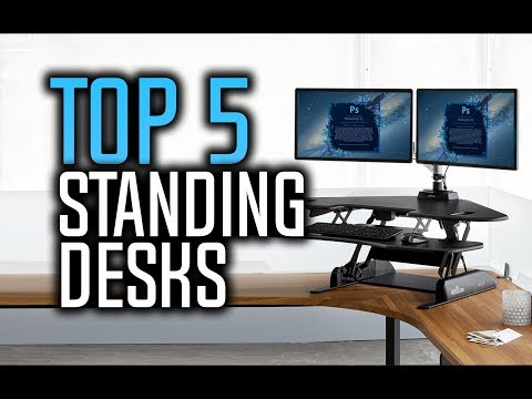 Best Standing Desks in 2018 - Which Is The Best Adjustable Standing Desk?