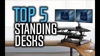 Best Standing Desks in 2018 - Which Is The Best Adjustable Standing Desk?