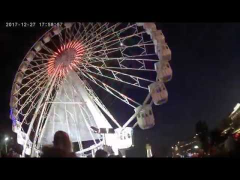 [Timelapse] Wonderland Lisboa   Parque Eduardo VII