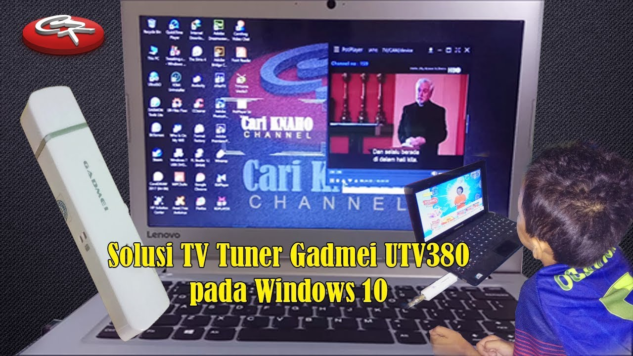 gadmei usb tv tuner driver for windows 10