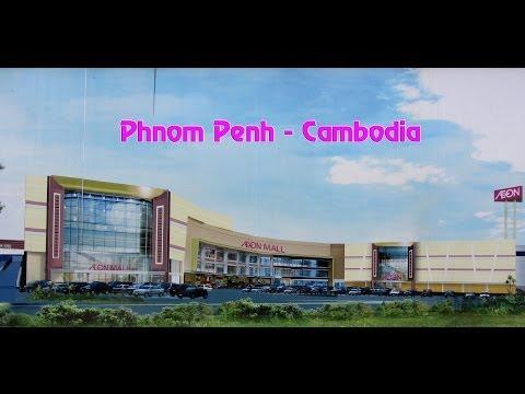 AEON MALL Phnom Penh - Cambodia Travel