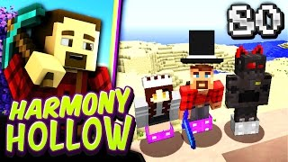who s the smartest   minecraft harmony hollow modded smp 80