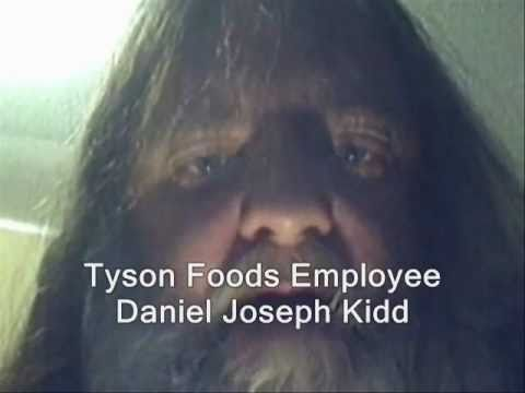 TYSON EMPLOYEE TELLS ALL ABOUT TYSON FOODS INC ! V15 Vid 01Pt.1