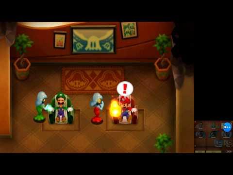 Mario Luigi Superstar Saga Bowser S Minions Part 14