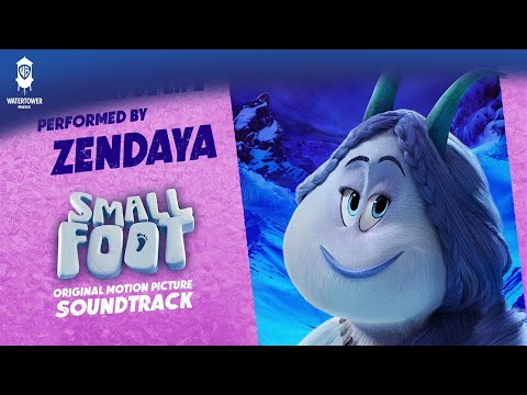 Zendaya  Wonderful Life  Performed on the  SMALLFOOT Soundtrack
