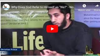 The confused cult of Islam cause confused answers by muslims - Christian Prince