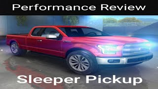 Asphalt 8 - Ford F-150 Review (Unofficial)