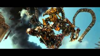 Transformers 2 Music Video HD Битва Трансформеров под музыку!