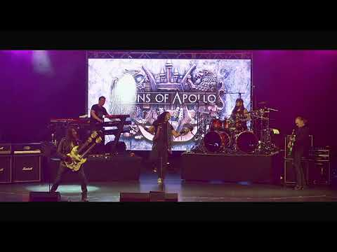 Sons of Apollo Live at The Pacifica Theater 2018 ( full concert )