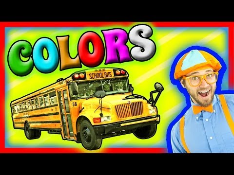 Learn Colors, Teach Colors, Color Songs for KIDS - Color Yellow
