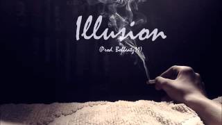 Illusion - Dark/Emotional Rap Beat Hiphop Instrumental | (Bobbeatz11)