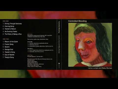 "CONTROLLED BLEEDING ""Larva Lumps and Baby Bumps"" [Full Album]"