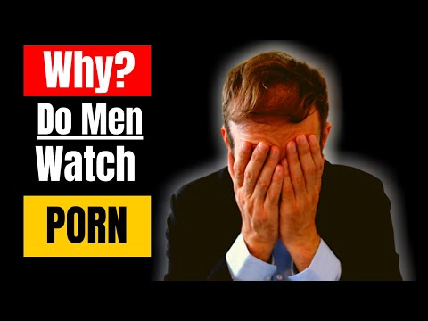 MEN WATCH PORNOGRAPHY BECAUSE THEY CAN'T BE BOTHERED TO TAKE ACTION (PORN ADDICTION DURING LOCKDOWN) from YouTube · Duration:  12 minutes 49 seconds