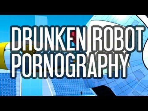 Let's Play Drunken Robot Pornography (1): SFW FPS bullet hell!