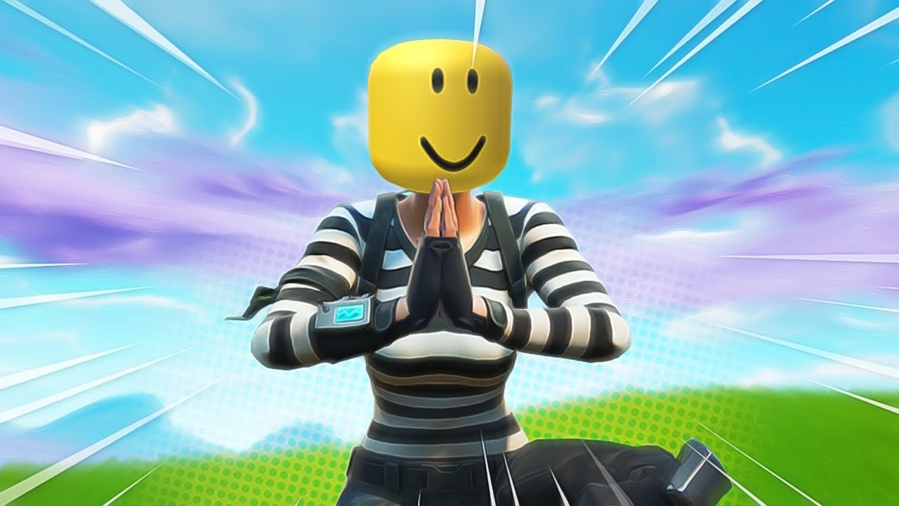 playing Roblox Fortnite but it's STRUCID - YouTube