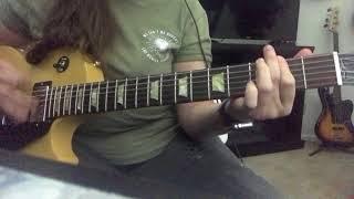 Puzzle - Band-Maid Guitar Cover (Rhythm)