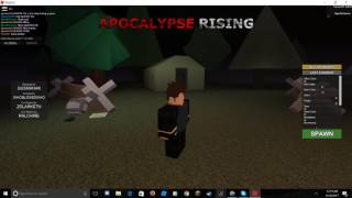 [ROBLOX] Apocalypse Rising Lag Switcher+Exploiter Exposed!